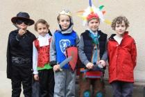 Carnaval Mars 2012 à l'école Saint Pierre de Nantes