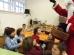 Le Père Noël passe à la cantine!