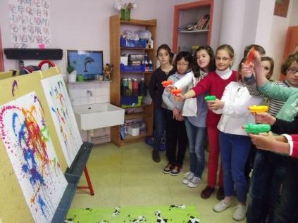 atelier des artistes / niki de Saint Phalle