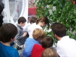 Des enfants très attentifs et passionnés !