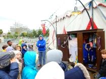 Visite au cirque